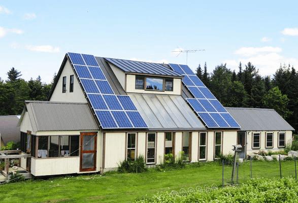 Como funciona una instalación solar?