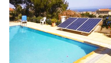 Bomba depuradora solar para piscina ecosolar ps750 1cv for Precio depuradora piscina