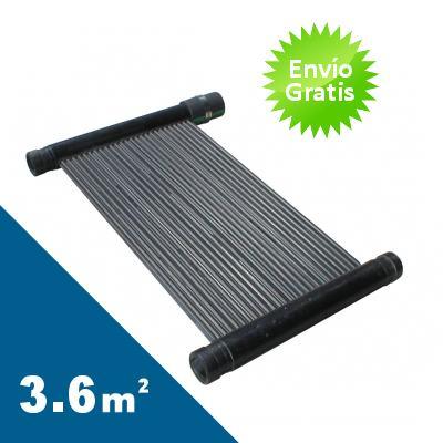 Panel para climatizaci n de piscinas exsun ecosun 3 6 m2 - Calentar piscina solar ...
