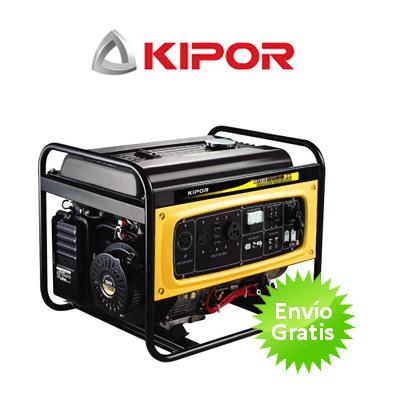 Generador electrico de gasolina kipor kge2500x - Generador electrico gasolina ...