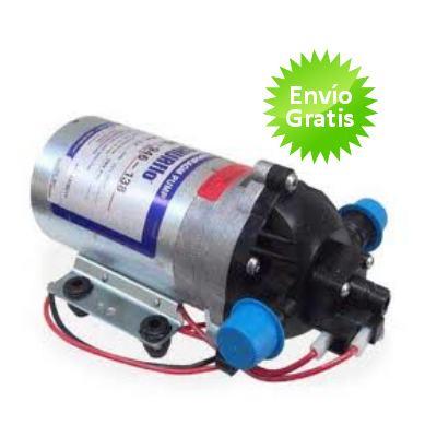 Detalle de mi coche bomba agua presion - Bomba de agua domestica ...