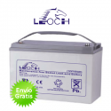 Bateria solar Leoch AGM 125Ah C100 (100Ah C10)