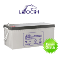 Batería solar Leoch AGM 250Ah C100