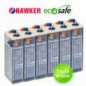 Batería solar Hawker Ecosafe OPzS 519Ah C100 (350Ah C10)
