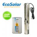 Bomba de agua solar Ecosolar sumergible ESP-1300X + regulador