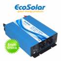 Inversor de onda pura Ecosolar Blue 1500W 12V