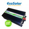 Inversor de onda pura Ecosolar 1500W 24V