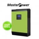 Inversor Masterpower Omega 5Kva Inversor Cargador Regulador 4000W 48V MPPT