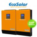 Multiplus Ecosolar 10Kva 8000W 48v MPPT (inversor + cargador + regulador)
