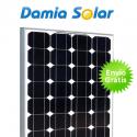 Placa fotovoltaica Ecosolar 80W 12V monocristalina