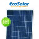 Placa solar Ecosolar 100W 12V policristalina