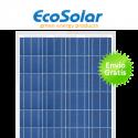 Placa solar fotovoltaica Ecosolar 130w