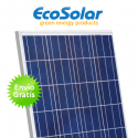 Panel solar Ecosolar 140w 12v policristalino