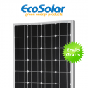 Panel solar Ecosolar 100W Monocristalino