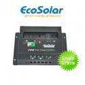 Regulador de carga Ecosolar 30A LED