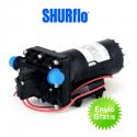 Bomba de agua de superfície Shurflo 5050-2301-C011 24V