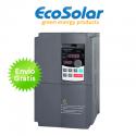 Variador de frecuencia solar Ecosolar 5,5CV para bomba de agua trifásica 380V