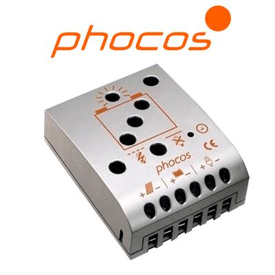 Regulador Phocos cml 20A