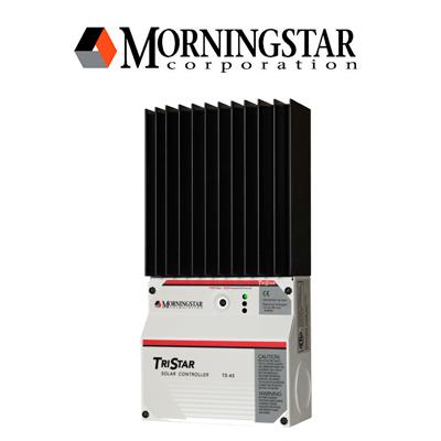 Regulador Morningstar...