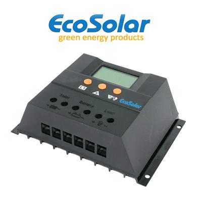 Regulador solar de 80A...