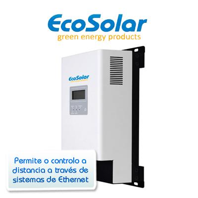 Regulador MPPT Ecosolar...
