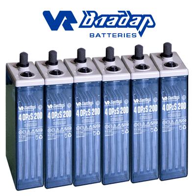 Batería solar VR OPZS 630Ah...