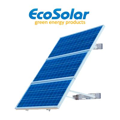 Estructura solar para pared...