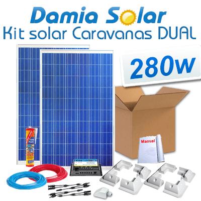 Kit solar completo...