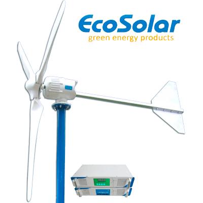 Aerogenerador Ecosolar Aero...