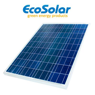 Placa solar Ecosolar 50W...