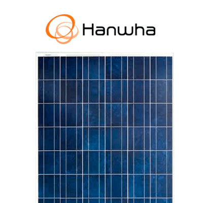 Panel Solar Hanwha...