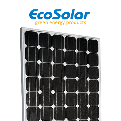 Panel solar Ecosolar 190W...