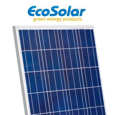 Panel Solar Ecosolar 140W...