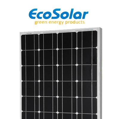 Panel solar Ecosolar 100W...