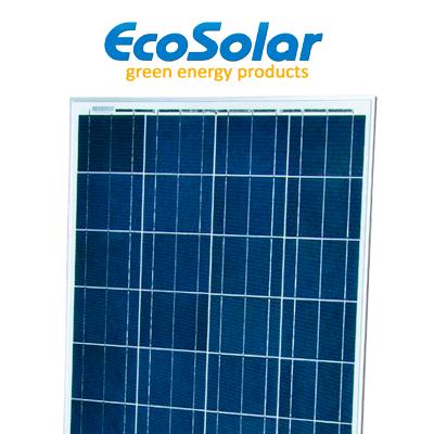 Placa solar Ecosolar 100W...