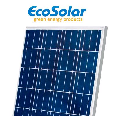 Placa solar Ecosolar 150W...
