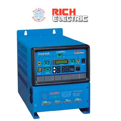 Inversor Cargador Rich Electric 6000W 48V