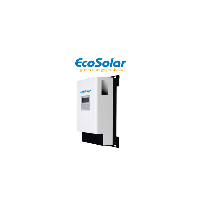 Regulador Maximizador Mppt Ecosolar 60a 12/24/48v Con Pantalla