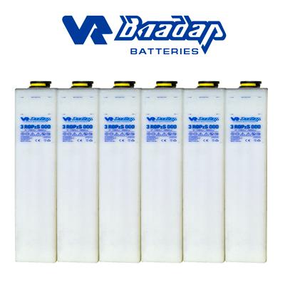 Batería Vr Ropzs 625. 900ah C100 (696ah C10)
