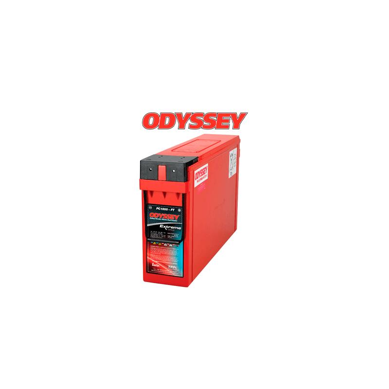 Batería Solar Odyssey Telecom 240ah 12v Pc1800-ft