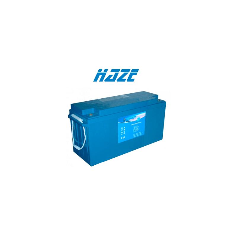 Bateria Solar Gel Haze 175ah C100 (150ah C20)