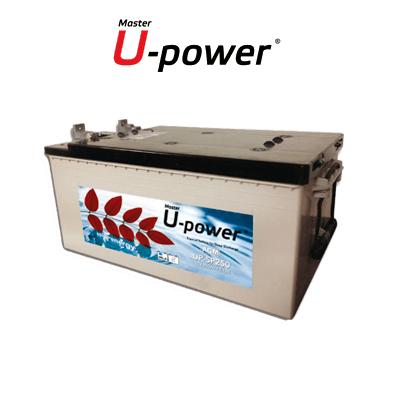 Batería Solar Ciclo Profundo U-power Agm 250ah
