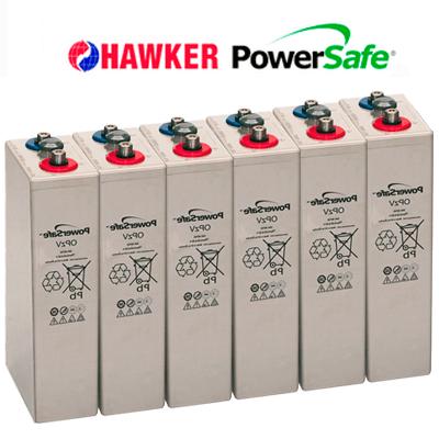Batería Hawker Powersafe Ecosafe Opzv 600 (705ah C10)