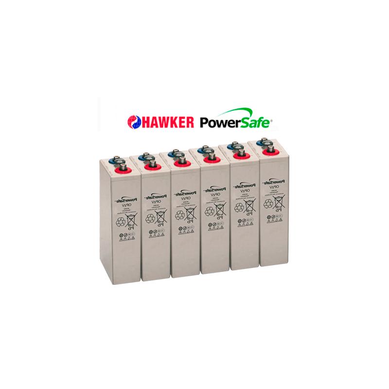 Batería Hawker Powersafe Ecosafe Opzv 1500 (1580ah C10)