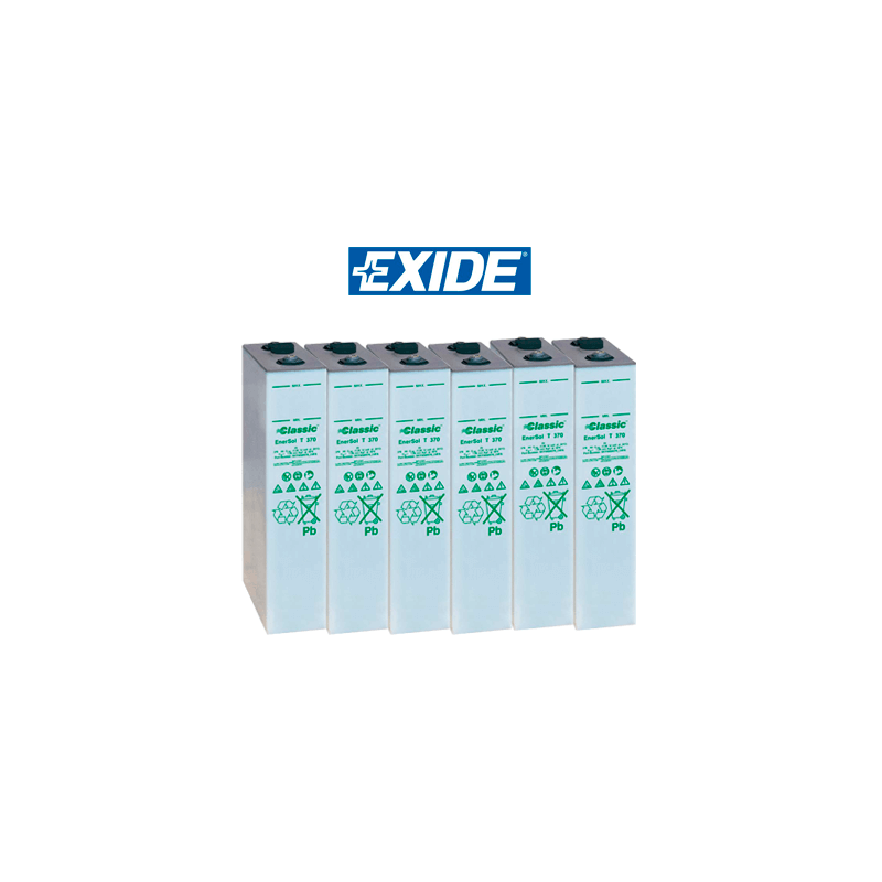 Batería Exide Classic Enersol T 650 (668ah C100)
