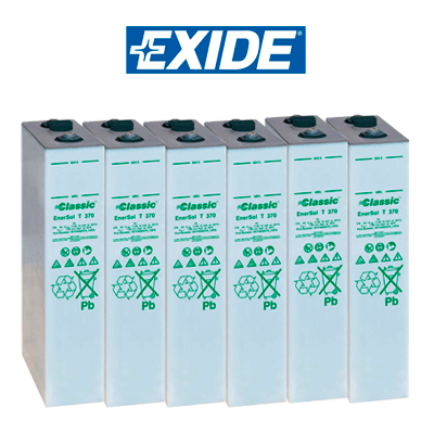 Batería Exide Classic Enersol T 1000 (1025ah C100)