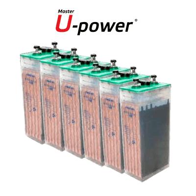 Batería Estacionaria U-power Uopzs 574ah C100 (442ah C10)