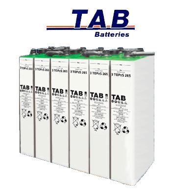 Batería Acumulador Tab Topzs C100 De 1300ah (c10 1000ah)