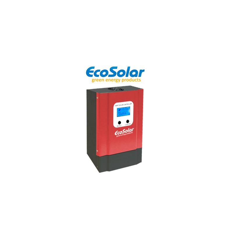 Regulador Ecosolar MPPT 60A 12V/24V/48V con pantalla