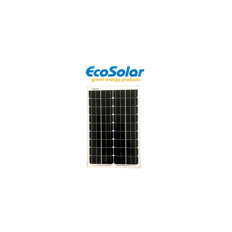 Placa Solar Damia Solar 30w Monocristalino